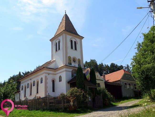 Las otras iglesias de Viscri