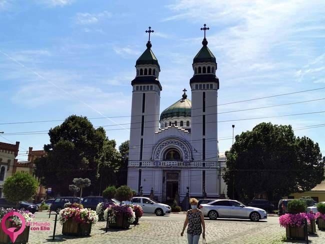 Ciudades medievales de Transilvania