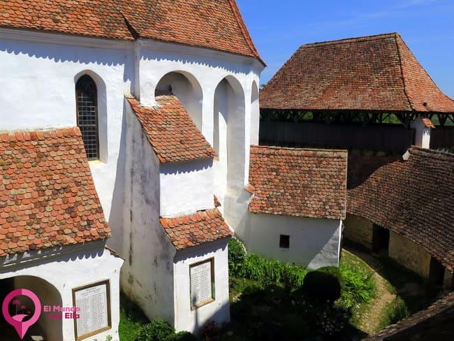 Iglesias Fortificadas de Rumanía