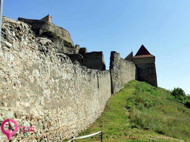 Los recintos fortificados de Rupea