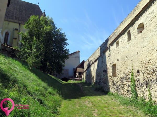 Muros defensivos de Biertan