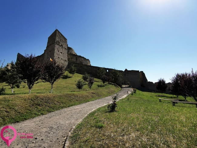 Castillos de Transilvania