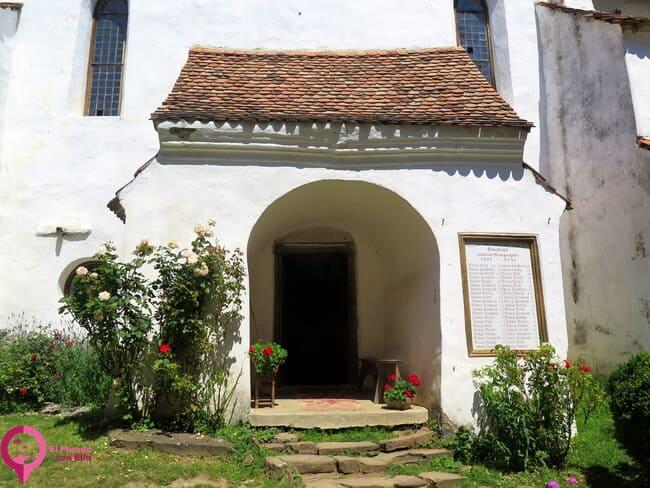 Horario Iglesia Fortificada de Viscri