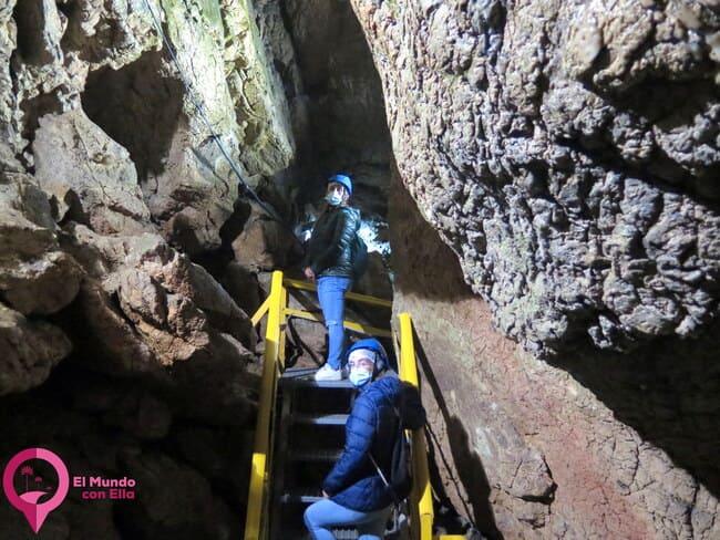 Horario Cueva Ialomita