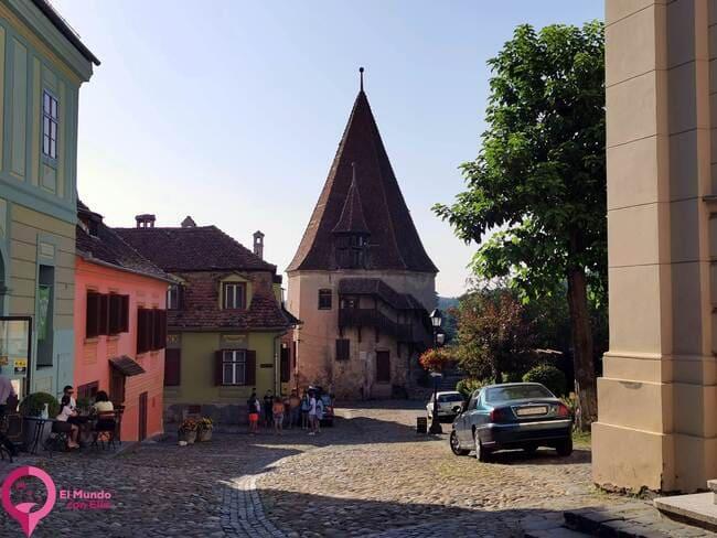 La ciudad más bella de Rumanía