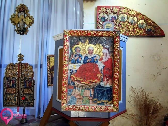 La Iglesia Fortificada más pequeña de Rumanía