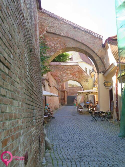 Muros defensivos de Sibiu