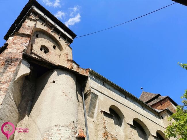 Iglesia Fortificada más robusta de Rumanía