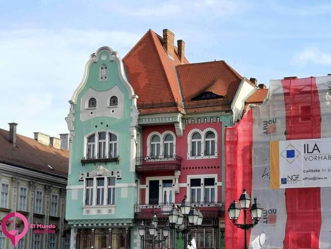 Estilo Art Nouveau Rumanía