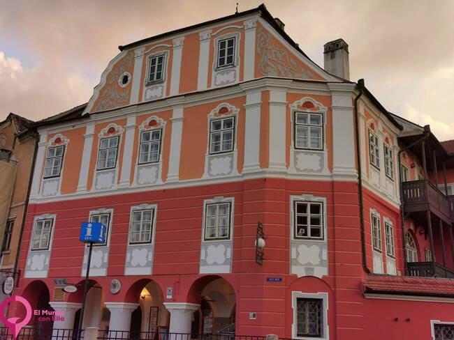Casa Luxemburg en Sibiu