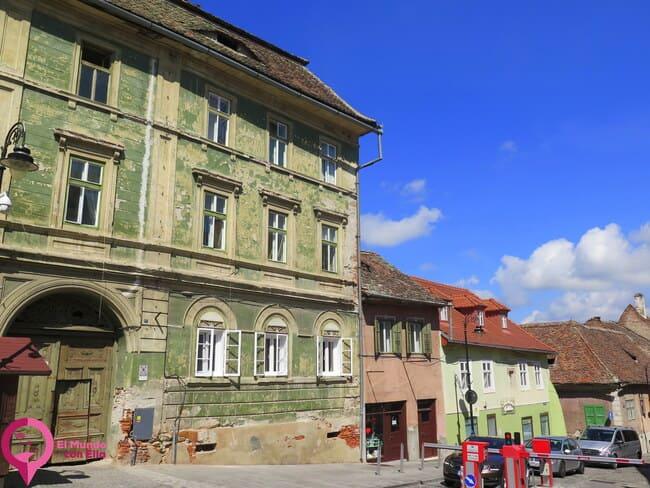 Historia de Sibiu