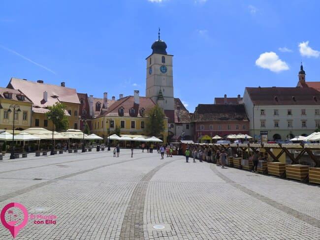 Los imperdibles de Sibiu