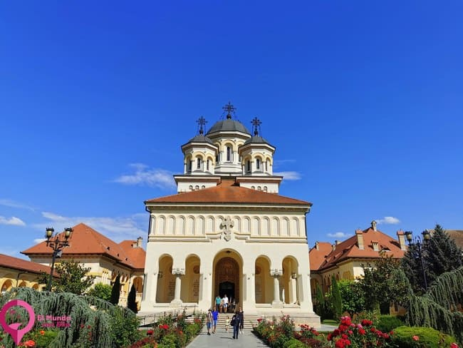 Catedrala Reîntegririi Alba Iulia