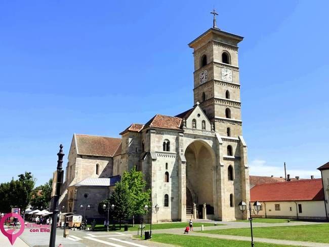 Catedrales de Alba Iulia