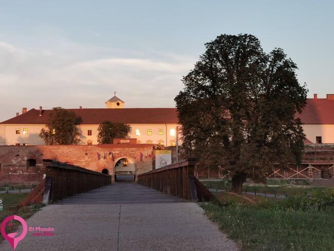 Fortaleza de Oradea