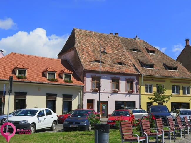 Ciudad Baja de Sibiu