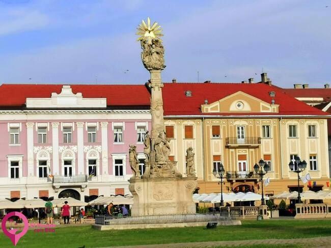 Lugar más fotografiado de Timisoara