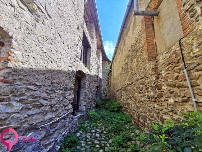 El castillo de Calnic