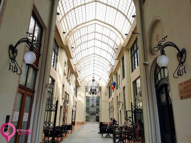 Galería en Oradea