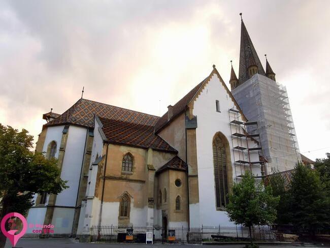 Catedral Evangélica de Sibiu