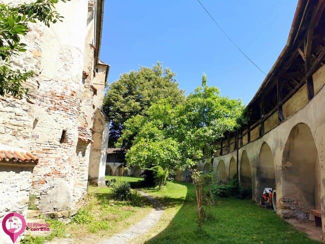 Datos Útiles sobre la Iglesia Fortificada de Valea Viilor