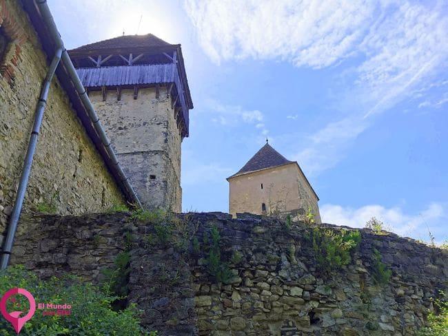 Fortificación de Calnic
