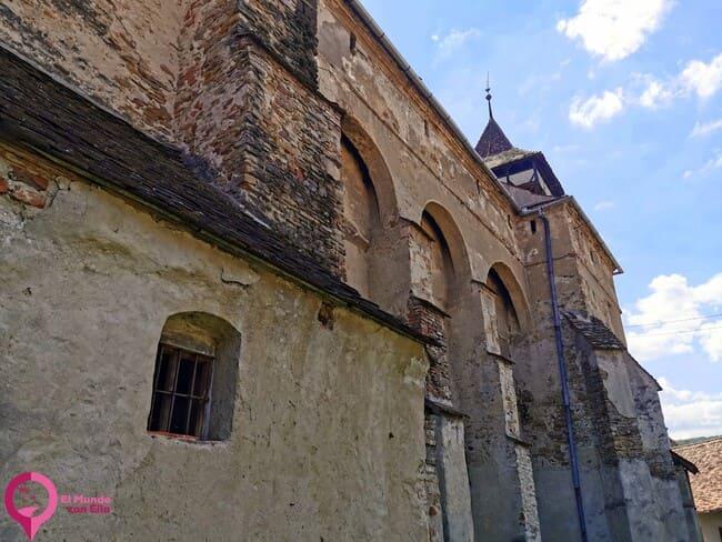 Biserica fortificată din Valea Viilor