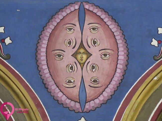 Frescos de la Catedral Ortodoxa de Sibiu