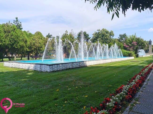 Parques en Oradea