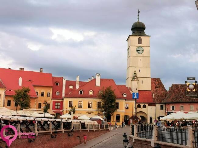 Strada Ocnei en Sibiu