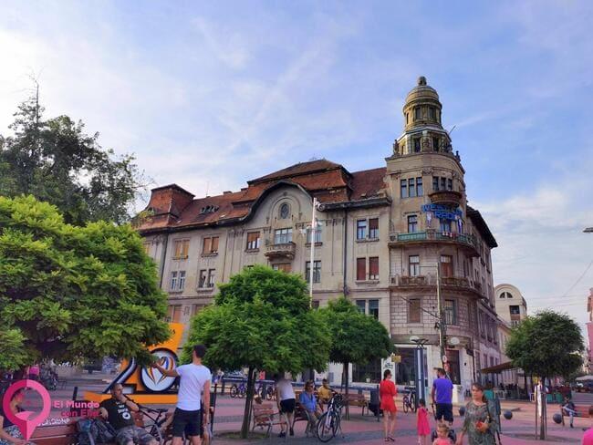 Edificios más representativos de Timisoara
