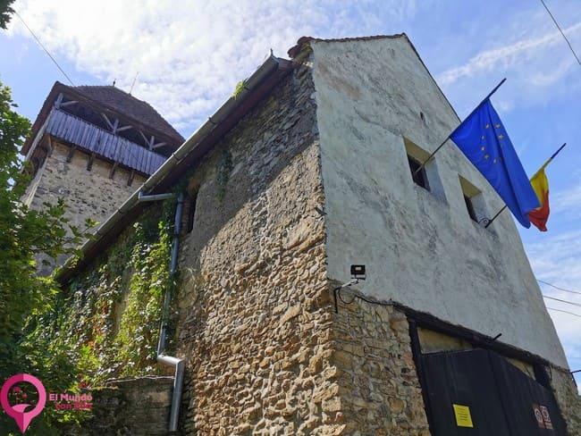 Biserica Fortificada din Calnic