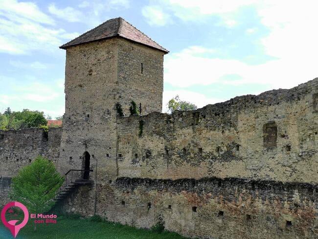 Alojamiento en la Iglesia Fortificada de Calnic