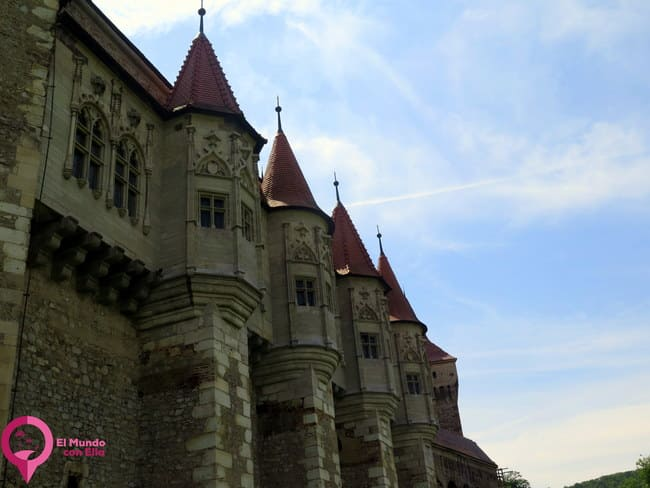 Castillos de Rumanía