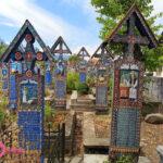 El Cementerio alegre de Săpânța
