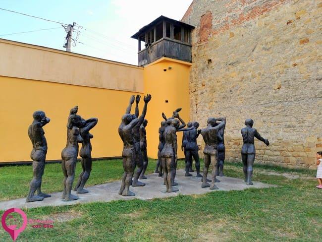 Historia de la Prisión de Sighet