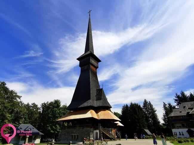 La construcción en madera más alta de Europa