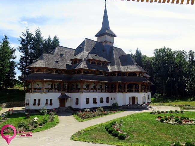 Monasterios de Maramures