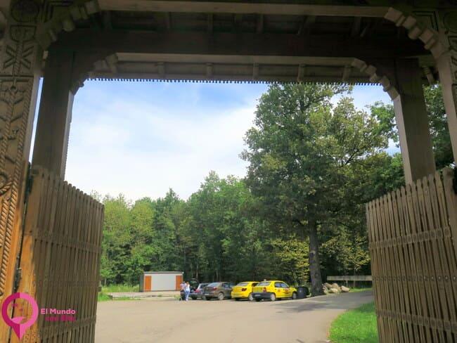 Parque Dendrológico de Livada