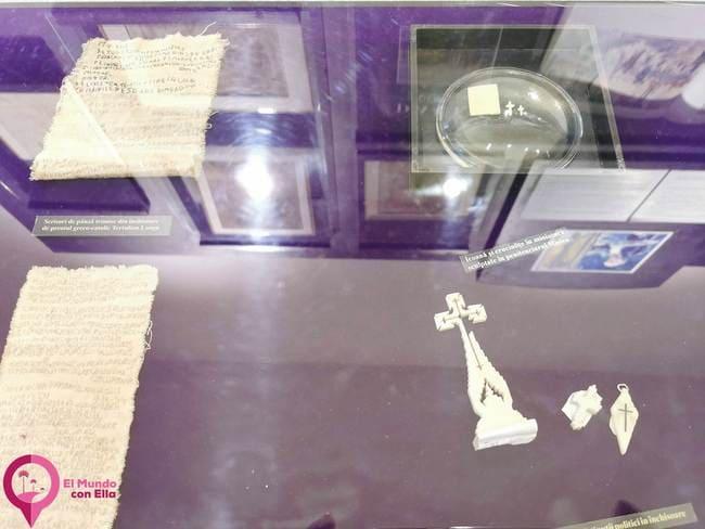 Objetos elaborados por reclusos en prisión