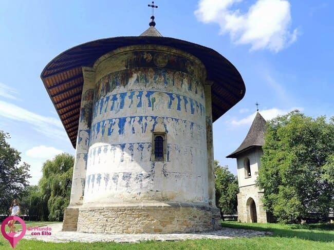 Iglesias de Bucovina
