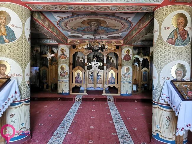 Monasterios de Rumanía