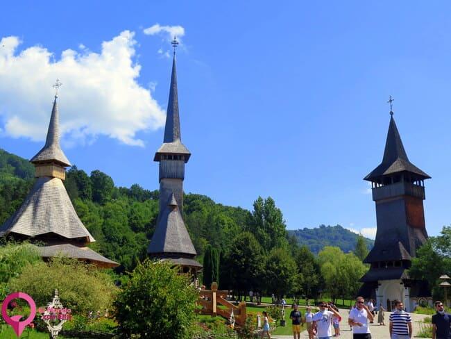 El Monasterio más bello de Rumanía