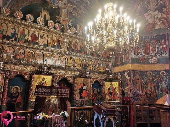 Los Monasterios de Bucovina Petrimonio de la Humanidad