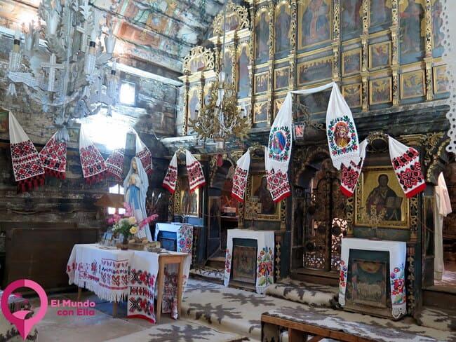 Iglesias de Madrea Patrimonio de la Humanidad en Maramures