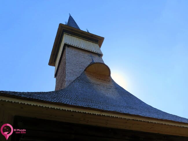 La construcción de las Iglesias de Madera en Rumanía
