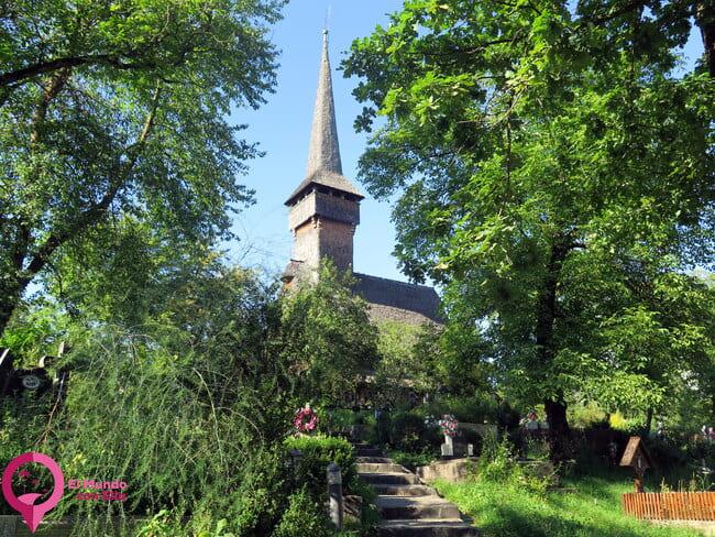 Wooden Church Desesti