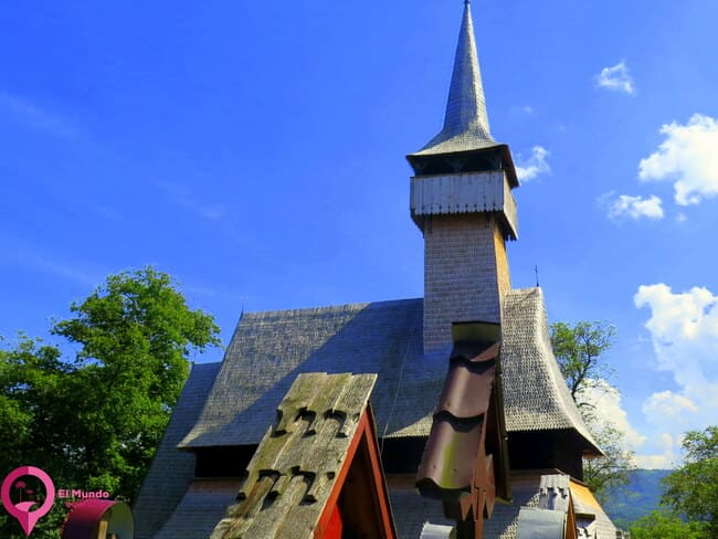 Iglesia de Madera de Ieud