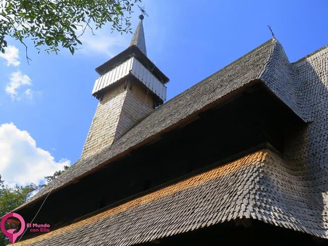 La mejor Iglesia de Madera de Rumanía