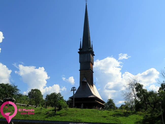 Biserica de lemn Maramures